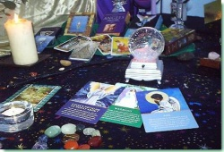 Free Angel Tarot Card Readings Online
