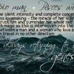Pisces Woman And Scorpio Man