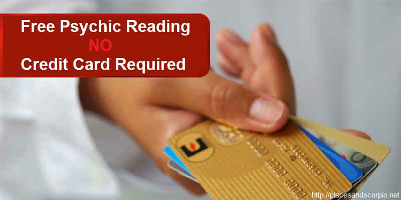 Free Psychic Reading NO Credit Card Required