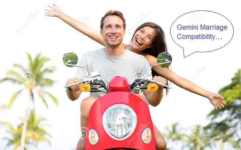 Gemini Marriage Compatibility