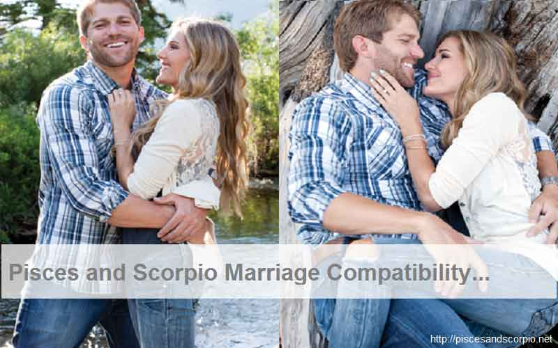 Pisces and Scorpio Marriage Compatibility