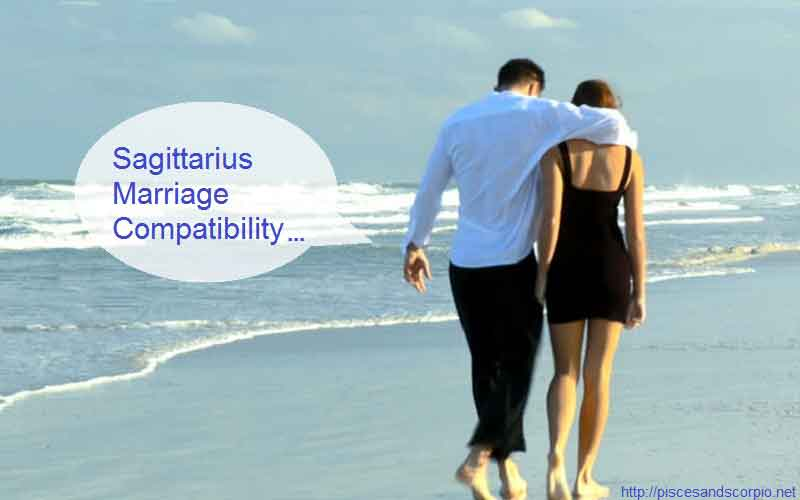 Sagittarius Marriage Compatibilit