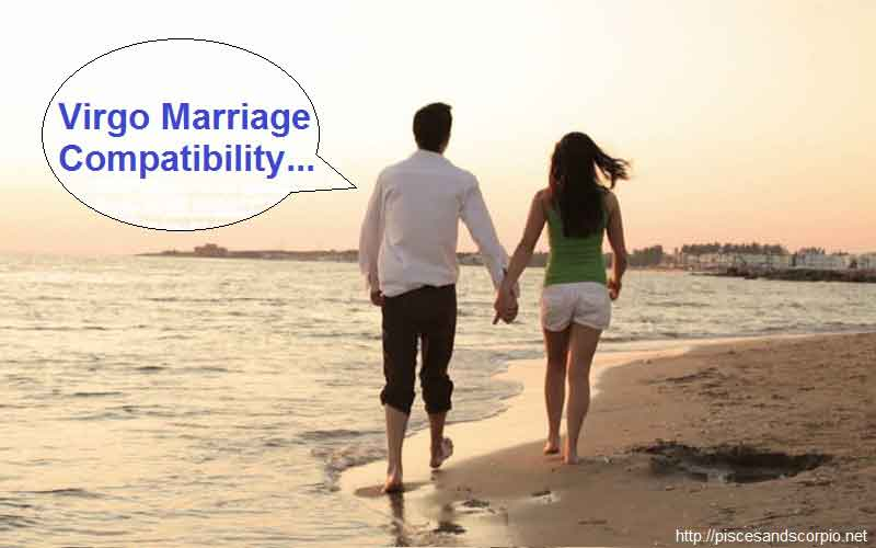 Virgo Marriage Compatibility