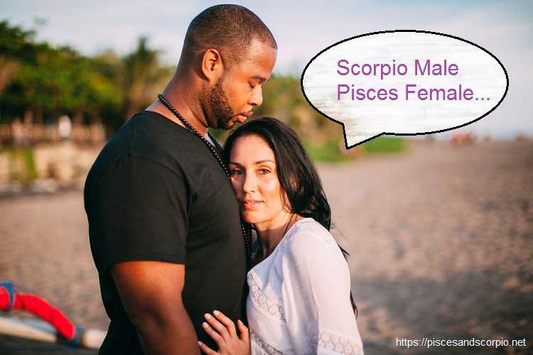 Scorpio Male Pisces Female